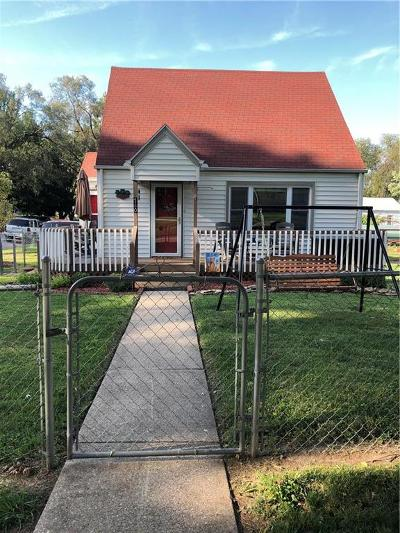 Leavenworth Single Family Home Show For Backups: 760 Frank Street