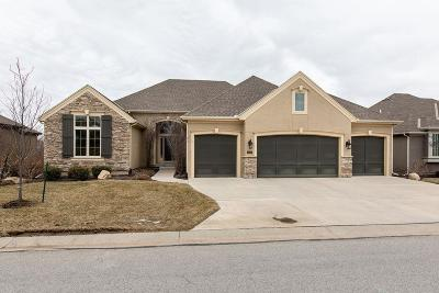Overland Park Single Family Home For Sale: 13200 W 170 Street