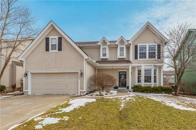 Overland Park Single Family Home Show For Backups: 13303 W 137th Terrace