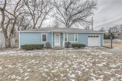 Overland Park Single Family Home Show For Backups: 7311 Lamar Avenue