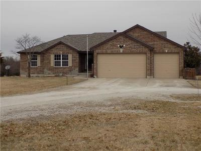 Cass County Single Family Home For Sale: 18109 Walker Estates Road