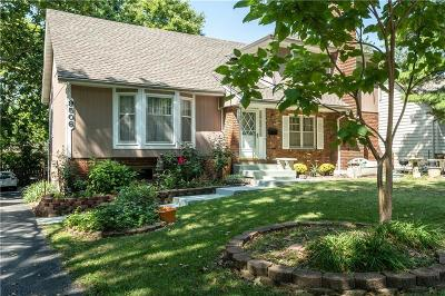 Overland Park Single Family Home For Sale: 9506 Lamar Avenue