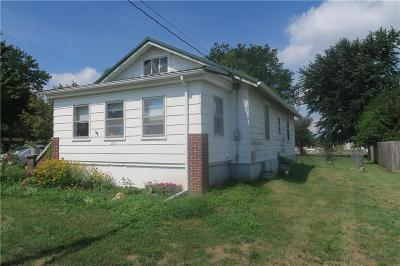 Morgan County Single Family Home For Sale: 203 S Maple Street