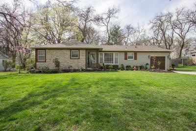 Leawood Single Family Home For Sale: 8328 Sagamore Road