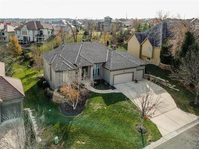 Lenexa Single Family Home For Sale: 8919 Quail Ridge Lane