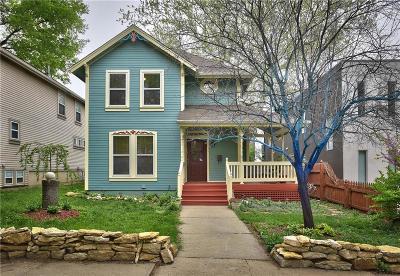 Kansas City Single Family Home For Sale: 1631 Jefferson Street