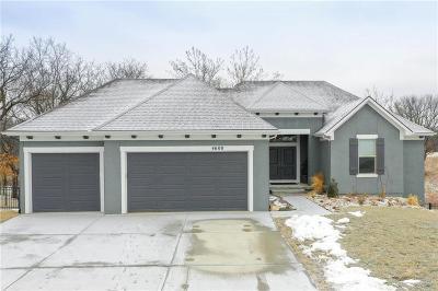Kansas City Single Family Home For Sale: 4600 NW 71st Street