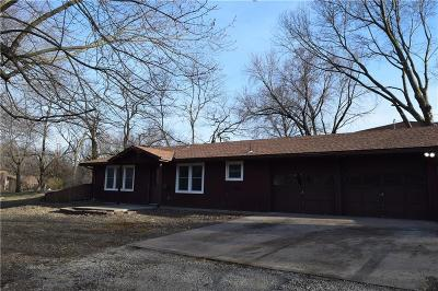 Leavenworth Single Family Home For Sale: 1307 Washington Street
