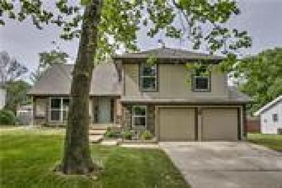 Platte County Single Family Home For Sale: 4810 NW 81st Terrace