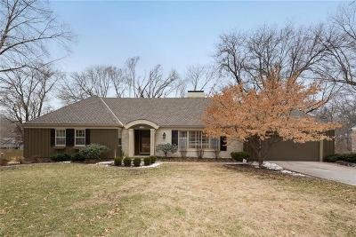 Leawood Single Family Home For Sale: 9634 Sagamore Road
