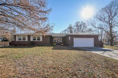 Cass County, Clay County, Platte County, Jackson County, Wyandotte County, Johnson-KS County, Leavenworth County Single Family Home For Sale: 1127 Pleasant Drive