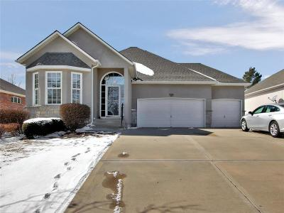 Olathe Patio For Sale: 12012 S Valley Road