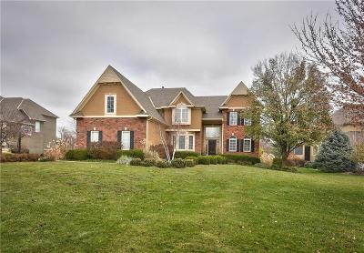 Leawood Single Family Home For Sale: 14829 Rosewood Street