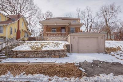 Wyandotte County Single Family Home For Sale: 1825 Freeman Avenue