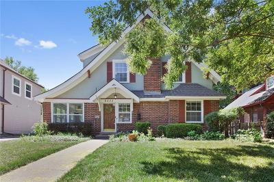 Kansas City Single Family Home For Sale: 6444 Main Street