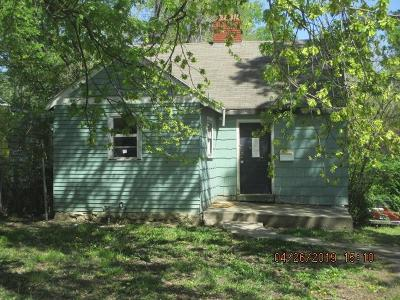 Single Family Home For Sale: 6821 Bellefontaine Avenue