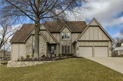 Overland Park Single Family Home Show For Backups: 11112 W 122nd Terrace
