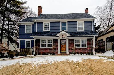 Single Family Home For Sale: 2113 W 49th Terrace