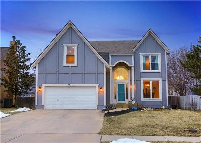 Single Family Home For Sale: 2634 W Poplar Circle