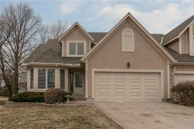 Overland Park Condo/Townhouse For Sale: 6617 W 126th Terrace