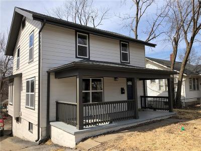 Wyandotte County Single Family Home For Sale: 612 N 29th Street