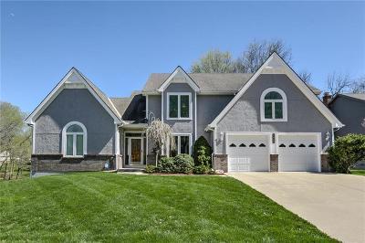 Kansas City Single Family Home For Sale: 7649 N Lucerne Court
