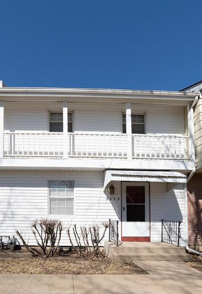 Grandview Condo/Townhouse For Sale: 6225 E 127th Street
