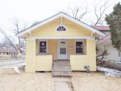 Single Family Home Auction: 5601 Garfield Avenue