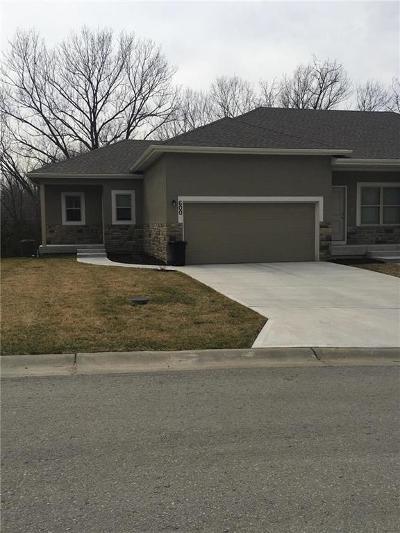Wyandotte County Duplex For Sale: 733 N 74 Street