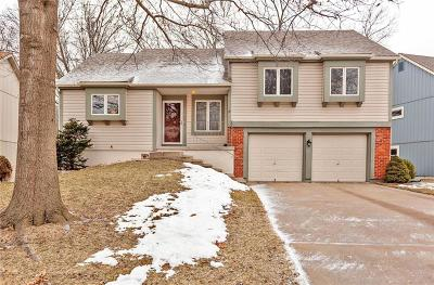 Lenexa Single Family Home For Sale: 8016 Cottonwood Street