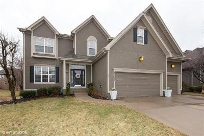 Overland Park Single Family Home For Sale: 13005 W 138th Street