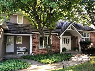 Leawood Single Family Home For Sale: 12609 Buena Vista Street