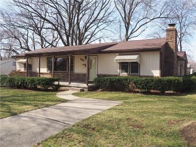 Raytown Single Family Home For Sale: 8008 Spring Valley Road