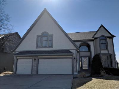 Overland Park Single Family Home For Sale: 8103 W 145th Terrace