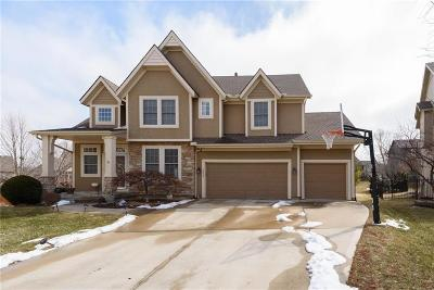 Overland Park Single Family Home Show For Backups: 7519 W 144th Street