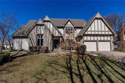 Cass County, Clay County, Platte County, Jackson County, Wyandotte County, Johnson-KS County, Leavenworth County Single Family Home For Sale: 10806 W 124th Street