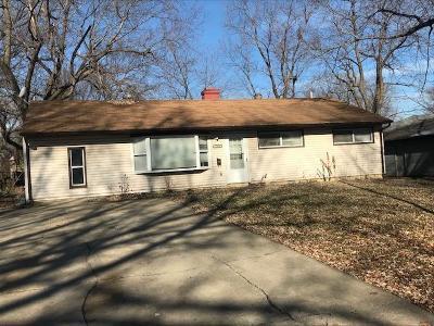 Kansas City Single Family Home For Sale: 7704 E 110th Street