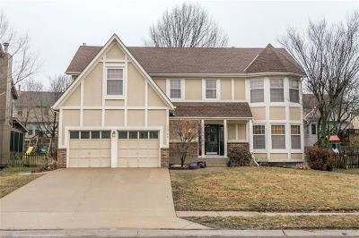 Overland Park Single Family Home For Sale: 12762 Bond Street