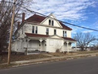 St Joseph MO Multi Family Home For Sale: $45,500