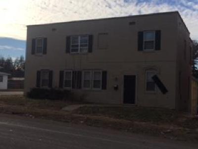 St Joseph MO Multi Family Home For Sale: $50,000