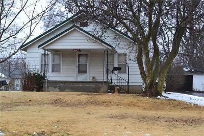 Butler Single Family Home For Sale: 800 N Main Street