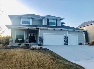 Olathe Single Family Home For Sale: 11228 S Race Street