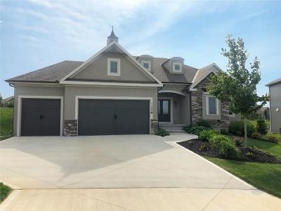 Olathe Single Family Home For Sale: 11559 S Roundtree Street