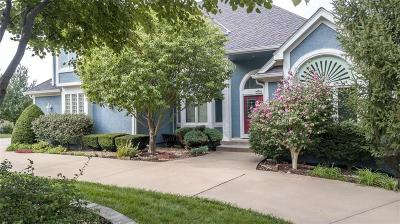 Overland Park Single Family Home For Sale: 10604 W 148th Street