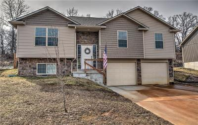 Knob Noster MO Single Family Home For Sale: $219,900