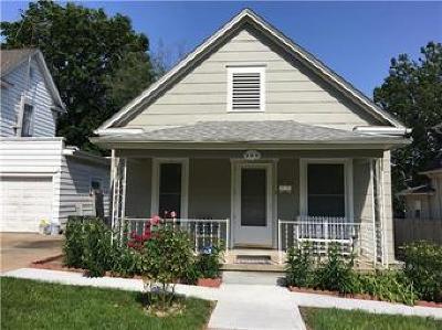 Kansas City Single Family Home Show For Backups: 215 N 15th Street