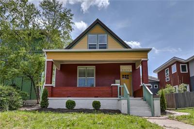 Kansas City Single Family Home For Sale: 2423 Tracy Avenue