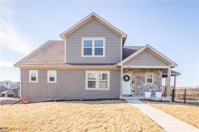 Bonner Springs KS Single Family Home For Sale: $320,000