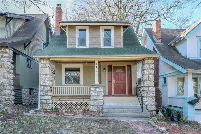Kansas City MO Single Family Home For Sale: $185,009