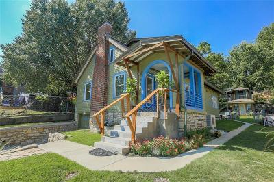 Kansas City Single Family Home For Sale: 4822 Wyoming Street